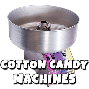 COTTON-CANDY-MACHINES