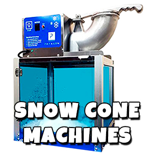 SNOW-CONE-MACHINES